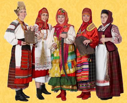 Русские свадебные песни русские